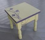 sage & purplestool