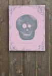 sugar skull non-conformistpainting